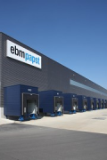 ebm-papst: south-eastern loading-ramps, portrait