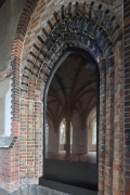 European Hansemuseum: chapter-house window