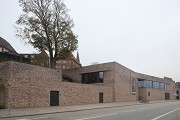 European Hansemuseum: northern view