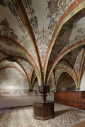 European Hansemuseum: sacristy, floor-mosaic, fig. 2