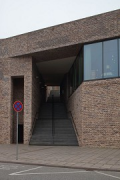 European Hansemuseum: main-entrance