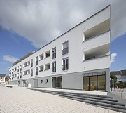 Rüdesheimer Square: Southwestern view new building 2