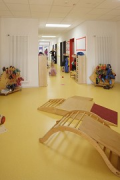 Rüdesheimer Square: inner view children day-care center 1