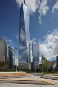 Liberty Park: center-area with One World Trade Center, fig. 2