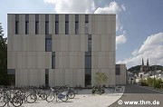 Marburg university library: eastern façade, fig. 3 (photo: Dittrich)