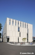 Marburg university library: eastern façade, fig. 3 (photo: Möller, Yüzer, Gülenc, Schmidt)