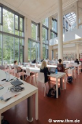 Marburg university library: inner eastern working terrace, fig. 4 (photo: Möller, Yüzer, Gülenc, Schmidt)