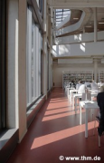 Marburg university library: eastern inner working terrace, fig. 5 (photo: Sowa, Theiss, Schilken, Wagner, Suchfort, von der Heid, Franke)