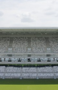 Matmut-Atlantique: eastern stand, total
