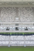 Matmut-Atlantique: eastern stand, zoomed