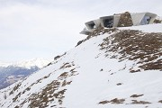 Messner Mountain Museum: southwestern view, panorama