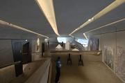 Messner Mountain Museum: mezzanine gallery