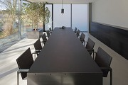 Franz Krüppel GmbH: conference-room, steel-table