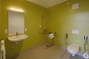 mk-Hotel Stuttgart: 1st Floor handicaped WC