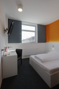 mk-Hotel Stuttgart: 1st floor single-room