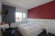 mk-Hotel Stuttgart: 2nd floor Double-room 1