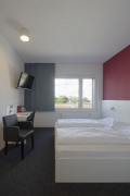 mk-Hotel Stuttgart: 2nd floor Double-room 2