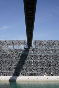 MuCEM, view from Fort St. Jean 3