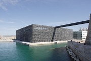 MuCEM, view from Fort St. Jean 5
