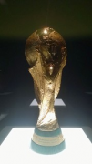Soccer museum: World-Trophy 2014 (duplicate)