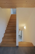 New Homestaed Dürwiß: side apartment stairhouse