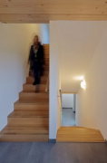New Homestaed Dürwiß: side apartment stairhouse, ghost