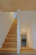 New Homestaed Dürwiß: main apartment stairhouse