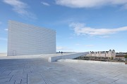 Oslo Opera House: accessible flat-roof, fig. 1