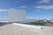 Oslo Opera House: accessible flat-roof, fig. 2