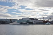Oslo Opera house: south-western view