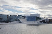 Oslo Opera house: south-western view (closer)