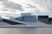 Oslo Opera house: north-western view (closer)