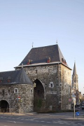 Pont-gate: south-western view from tower-street, zoomed