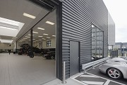 Porsche Center Mannheim: garage