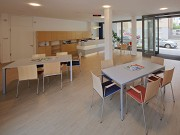 Röte-streetquarter-housing: day-hospital reception