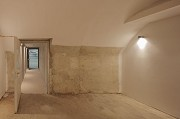 Röte-streetquarter-housing, historic refurbishment: basement