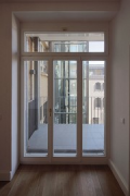 Röte-streetquarter-housing, historic refurbishment: appartement view