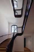 Röte-streetquarter-housing, historic refurbishment: 2nd stair-house