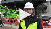 St. Giles Circus: Benedikt Johnke (site manager) interview video