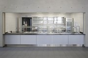 St. Leonhard-extension: school-canteen, threose