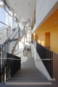 St. Leonhard-extension: stair-house 3