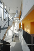St. Leonhard-extension: stair-house 4