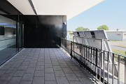 TBZ of IHK-Cologne: loggia, photo-voltaics-trainee-element