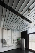 TBZ of IHK-Cologne: solar-heat trainee-room