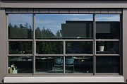 TechMed Centre, Enschede: outer window-detail
