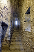 Aachen town-hall, inside Granus-tower: 3rd-floor access