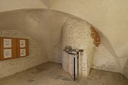 Aachen town-hall, inside Granus-tower: 3rd-floor central-room
