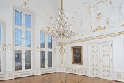 Aachen town-hall: white chamber, north-eastern room-corner