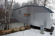 baumhaus lodge: 2nd unit, eastern cliff-house, western-view