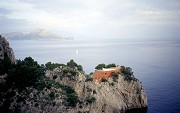 Villa Malaparte, view from East